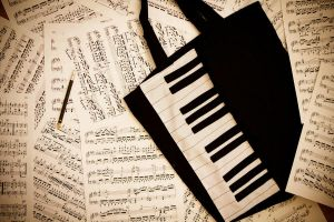 Nodame Cantabile Piano Bag by gardensofmay