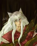 Inuyasha by magic-bones