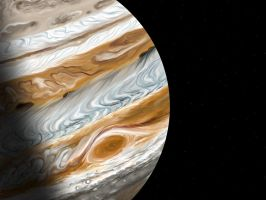 Jupiter by Neutron-Quasar