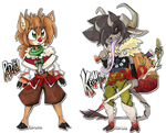 XMAS ADOPTS [CLOSED] by ReM-Swine