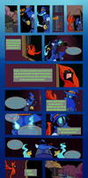 Audition BattleMage Page 1 by InvaderJoe1