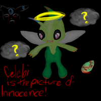 celebi is the picture of.... by doldendraco14