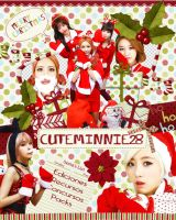 +id T-ara Merry Christmas by cuteMinnie28