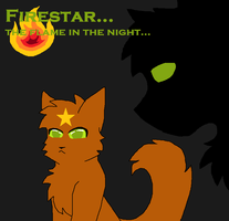 Firestar is awesome by Cinderfire1234