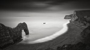 Durdle Door Bay by AntonioGouveia
