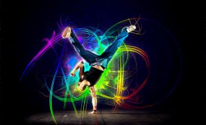 Abstract Dancer by texler