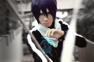 Yato God by sh7nn