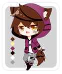 $10 Adopt Set Price: Wolf Boy [Open] by ri-yu