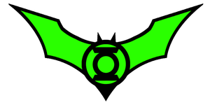 Green Lantern Batwing by KalEl7