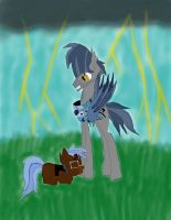 Kiss My Hoof Ma Larson Pony And Any by daylover1313