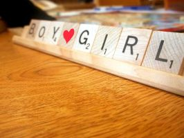 Boy Love Girl by POETRYTHROUGHLENS