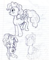 surprise doodles by jauneby