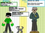 Atomic Uno Concept Art: Main Protagonists by AtomicPhoton