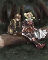 Radiata Stories - Tranquility by lenneth