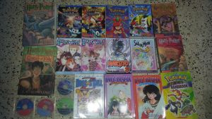 .:Sell:. Manga sales and Gamecube games by SEGAMew
