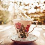 White Tea by Tamerlana