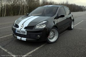 Renault Clio Sport by AnalyzerCro