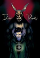 Donnie And Frank by bakki