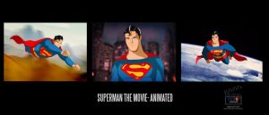 Superman The Movie Animated style by DESPOP