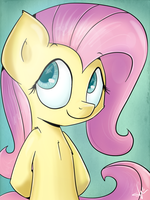 Fluttershy by ShinodaGE