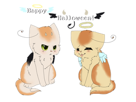 Happy Halloween! by Motion-Horizon