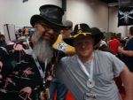 Lar and Tank - GenCon 2011 by RBL-M1A2Tanker