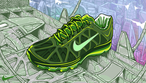 Nike Air Max 2011 by kurtmorrisrojas