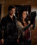 Vampire Diaries 'Inside The Walls' by TheDaggersTip
