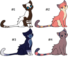 Some dumb adopts by CursedHybrid