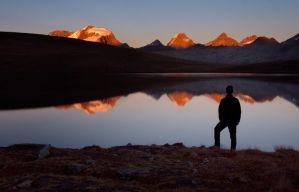 Contemplating Paradise by RobertoBertero