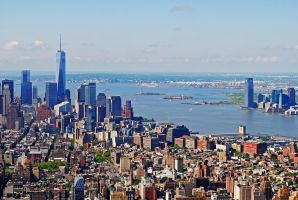 New York cityscape 1 by LucieG-Stock