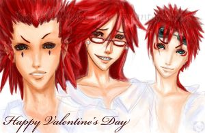 Happy Valentines day : 2010 by lolcookie4me