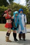 Cos and Effect 2011-Vocaloids by Fantasyrhia