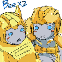 Bumblebee by COWATER