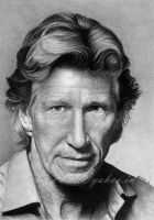 Roger Waters by GreyVic