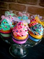 Confetti Faux Cupcakes 01 by CreativeAbubot