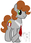 [GIFT] Curly Fries by partylikeapegasister