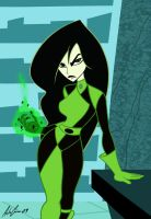Shego by al305sr
