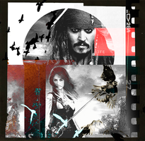 Pirates of the Caribbean by Nancy-Alex