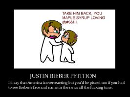 Hetalia: Justin Bieber Petition by hayley566