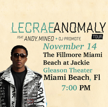 Lecrae Anomly Tour ad by CVIart