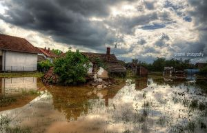 Floods in Serbia 17 may 2014. Svilajnac by Piroshki-Photography