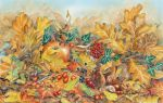 Autumn Medley by Lhox