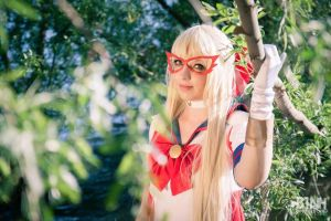 Codename Sailor V by princess-soffel