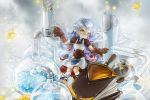The Cloud Maker by JaneMere