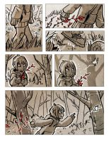 Crooked Steps, page 1: Careless by Radioactive-Insanity