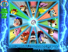 Electrical Communication by BlueMario1016