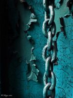 chains of decay series #2 by wroquephotography