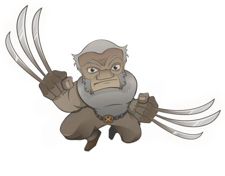 Old Man Logan by The-Cosmic-Kid