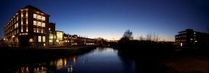 Panorama of Gamlestan by technoloop